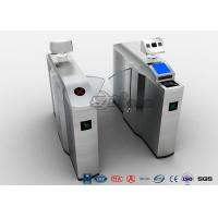Buy cheap Retractable Optical Turnstile Security Systems Electric For Airports Access product