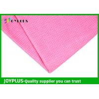 Eco-Friendly Feature Microfiber Cloth  Jacquard Cleaning Cloth
