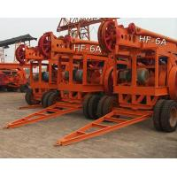 China HF-6A Percussion Drilling Machine for Water Well and Piles on sale