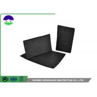 Soil Reinforcement Woven Geotextile Fabric High Tensile Strength At Low Elongation