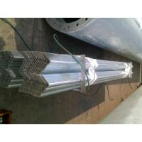 Galv Ribbed Angles 150mm x 100mm x 6mm 1800 2100 2400 2700 3000 3300 3600 4000
