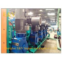 Buy cheap 2 Roller Copper Rod Fat Bar Rolling Machines / Brass Fat Wire Roll Mill product