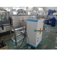 Buy cheap 3Kw Sleeve Shrink Labeling Machine OPS , Plastic Flat Bottle Water Plants product