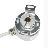 Buy cheap Blind Hole 8mm K38 Rotary Shaft Encoder AB Phase NPN Output Dc 10 - 30vV rotayr encoder product