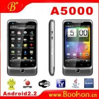 Buy cheap A5000 Android 2.2GPS WIFI TV Mobile Phone from wholesalers