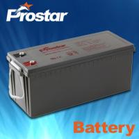 Buy cheap Prostar gel battery 12v 160ah product