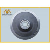 Buy cheap ISUZU 325mm 4HE1 4HE1T Flywheel 8971665160 Back Side Connect To Clutch Cover from wholesalers