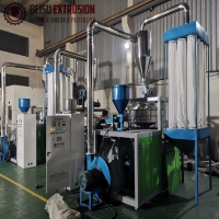 Buy cheap 45kw Pvc Pulverizer Machine With Rotor Blades product