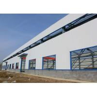 Buy cheap Large Span Steel Structure Warehouse Sound Insulation Prefabricated For Storage product