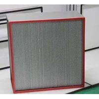 Quiet High Temperature Hepa Filter For Laboratory Operating Room