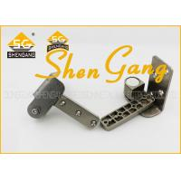 China Stainless Pivot Door Hinges , Carbon Steel 90 Degree Hinge Hardware on sale
