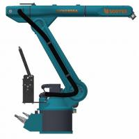 Buy cheap Customized Handling 6 Dof Robotic Arm , Mini Robot Arm For Partners from wholesalers
