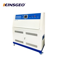 Over Temperature Protection 5KW PID SSR Control UV Test Chamber for sale