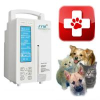 Buy quality JYM Clinical Veterinary Infusion Pump with Drug Library JSB-1200Y certificated by CE, ISO at wholesale prices