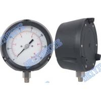 Buy cheap Accurate Phenolic Pressure Gauge , Stainless Steel Pressure Gauge Connector product