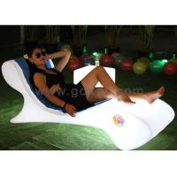 2016 new Outdoor waterproof  Plastic chaise lounge chair for pool use
