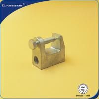 Buy cheap Ductile Iron Top Beam Clamp Zinc Plated Finish For Bean Pipe Hanger product