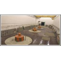 GD3 HPP Hydroelectric Power Generating Stations With 3×85MW Francis Turbine Unit for sale