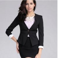 Buy cheap Lady's Long sleeve Formal Suits from wholesalers