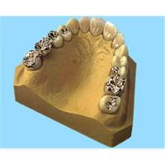 Buy cheap Au-palladium PFM alloy denture product