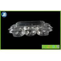 Buy cheap Nontoxic Plastic Food Packaging Trays , Plastic Blister Packaging product