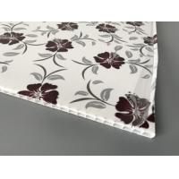 Buy cheap High Intensity PVC Ceiling Boards For Commercial , Pvc Ceiling Panels Square Shape product