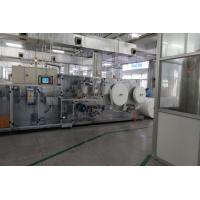 Buy cheap 300 piece/min Speed Wet Wipes Production Line Singel Piece And 10 In One Packaging product