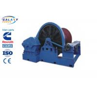 Buy cheap Road Bridge Project Large Winch 100-650KN For Factory Mine Engineering Steel Installation product