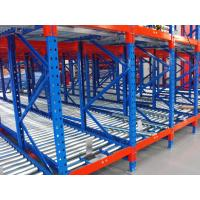 Buy cheap Industrial Warehouse Flow Racks , Carton Flow Racking Systems For Live Dynamic Storage product