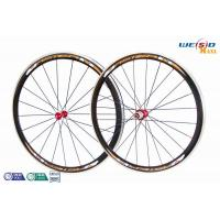 "Road Bike 700c 38mm Aluminum Bicycle Wheels AA6063 T5 Customized Size 12"" to 22"" Manufactures"