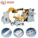 Buy cheap Automation Nc Servo Decoiler Straightener Feeder Uncoiler Hydrauilc product