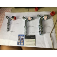 Buy cheap Carrier | Thermo King Transport refrigeration Replacement R404a A/C Hose Fittings| Connectors product