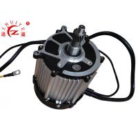 Buy cheap Brushless DC Electric Vehicle Motor / PMSM Motor 1.5KW 60V With Wide Speed Range product