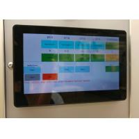 Buy cheap Power Over Ethernet Touch Screen Wall Display Door Intercom Device With Android System product