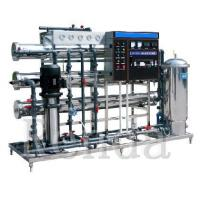 Buy cheap Mineral Water / Juice / Carbonated Drinks RO Water Treatment Systems Equipment Electric Driven product