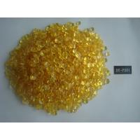 Buy cheap Gravure Printing Inks Alcohol Soluble Resin Yellowish Solid Grain DY-P201 product