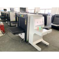 Buy cheap 6550C X - Ray Baggage Scanner  ,  Dual Search Unit  24- Bit True Color Display product