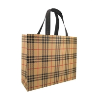 Eco Friendly Non Woven Shopping Bags 60gsm Polypropylene Laminated for sale