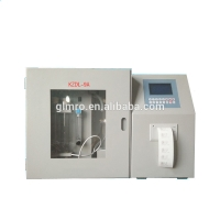 China Automatic Sulfur Analyzer Sulfur Content Tester Machine for sale