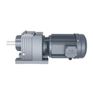 Buy cheap Key Shaft Foot Mounted Helical Gear Motor For Agitator Drives product