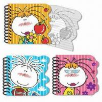 Buy cheap Notepads, Various Sizes Available, OEM and ODM Orders are Welcome product