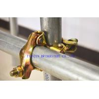 Buy cheap ASTMA53 ERW Hot dipped galvanized Steel Scaffolding Tube / Welded Pipe product