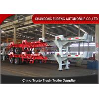 Buy cheap Port widely used container chassis trailer / 2 axles Terminal trailers / 40 ft Terminal truck trailers product