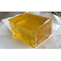Buy cheap Book Binding Yellow Hot Glue Qucik Dry For Electronics / Sanitary Products product