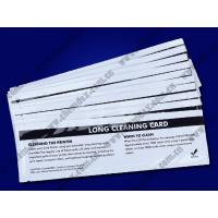 Buy cheap Long Clean Card/Magicard Rio Card printer Cleaning kits M9005-946 /cleaning cards product