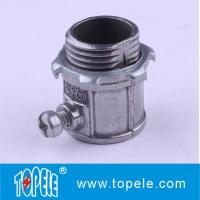 China 1/2 To 4 Metallic Electrical EMT Conduit And Fittings Aluminum Connector on sale
