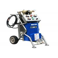 Buy cheap Full Pneumatic Polyurethane Spray Machine 25Mpa Max For Exterior Wall Insulation product