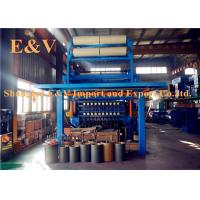 Buy cheap 12000T 8mm - 25mm Copper Rod Continuous Upward Casting Machine With 500 Type Furnace product