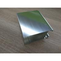 Buy cheap Silver White Polished Aluminium Profile Door And Window Accessories product