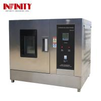 Buy cheap Environmental Test Chamber Hydrostatic Test Chamber for Soles Standard IEC 68 product